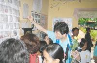 アスペカ孤児院訪問